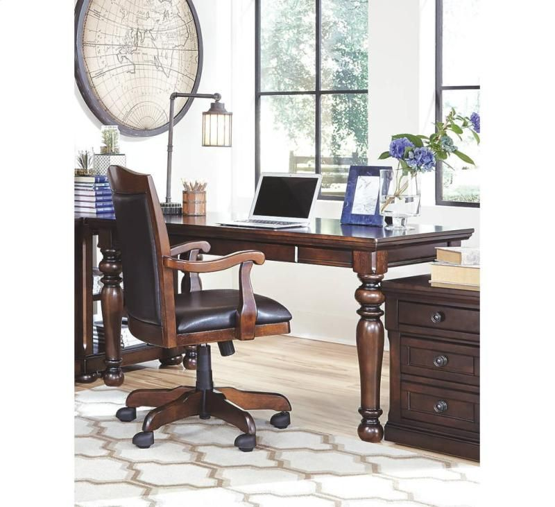 h69744 in by ashley furniture in gainesville fl home office large rh pinterest co uk