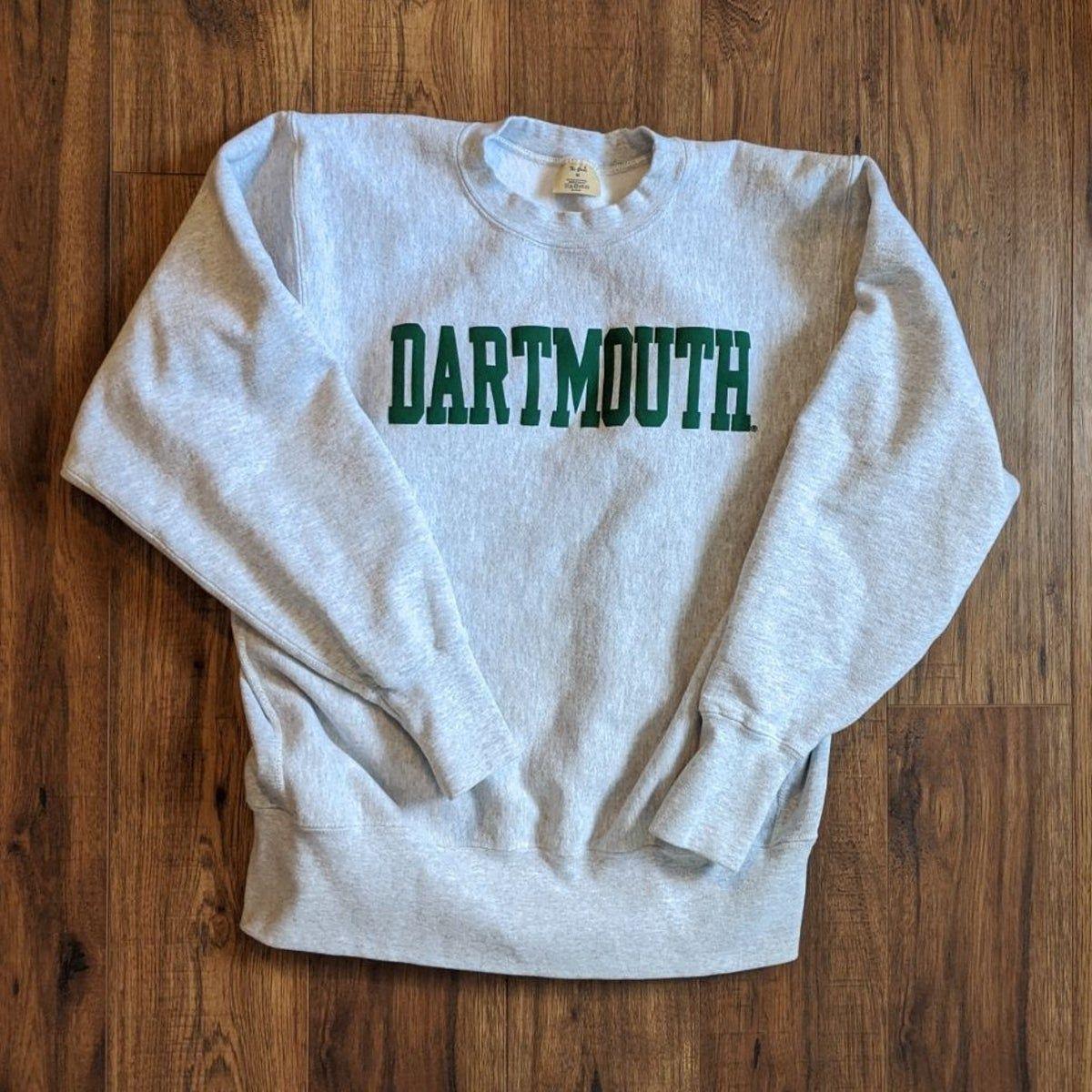 Vintage Dartmouth Crewneck Sweatshirt Sweatshirts Crew Neck Sweatshirt Clothes [ 1200 x 1200 Pixel ]