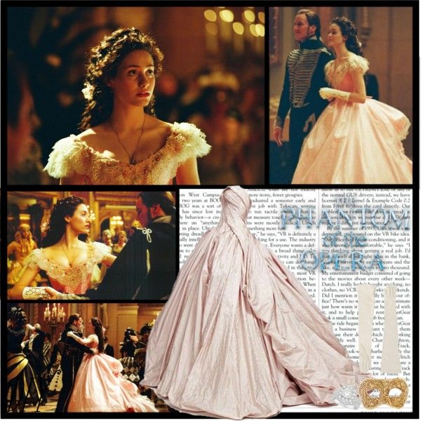 Diy Christine Daae From The Phantom Of The Opera By Amberbel