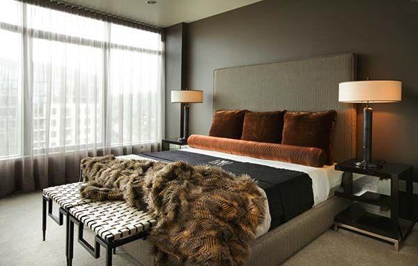 55 sleek and sexy masculine bedroom design ideas bedroom ideas rh pinterest com
