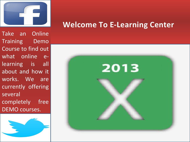 Learn it online excel