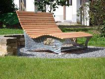Eifelcouch Waldsofa Relaxliege Gartenliege Garten Outdoor
