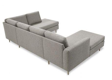 Canape D Angle Design Et Confortable Finition Meridienne Matieres
