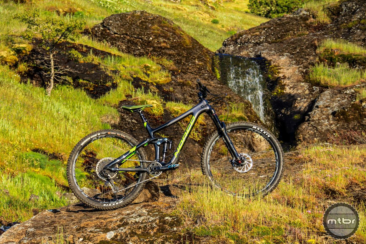 2017 Norco Range C9 2 Review Mountain Bikes For Sale Outdoor And
