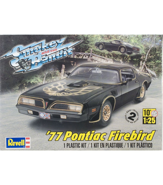 revell plastic model kit 77 smokey and the bandit firebird 1 25 rh pinterest com