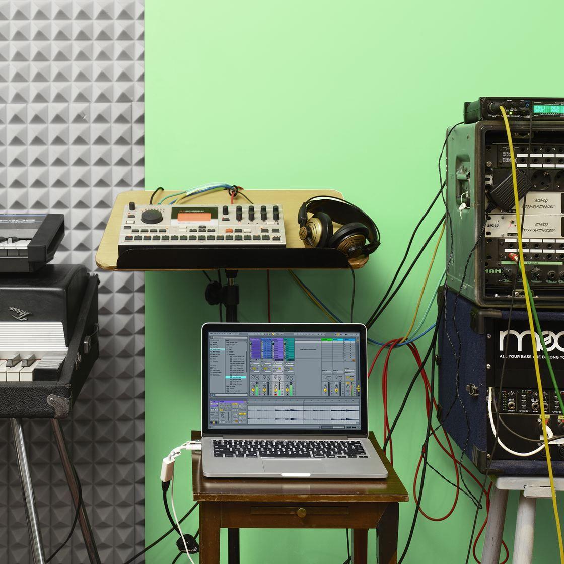 30 Day Trial Download Ableton Ableton Home Studio Setup Music Studio