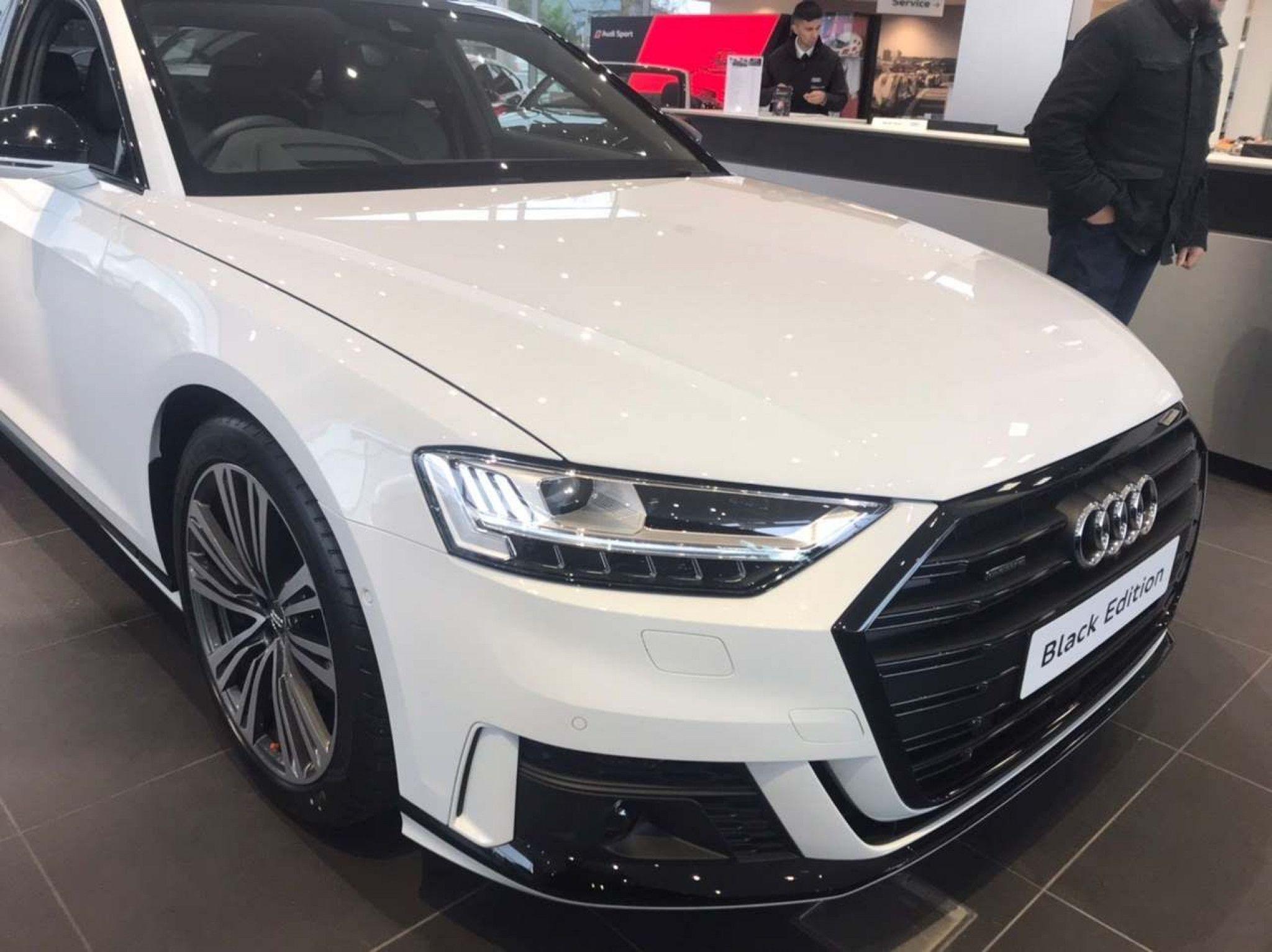 Audi A8 3 0 Tdi V6 50 Black Edition Tiptronic Quattro S S 4dr In 2020 Audi A8 Audi Black Edition