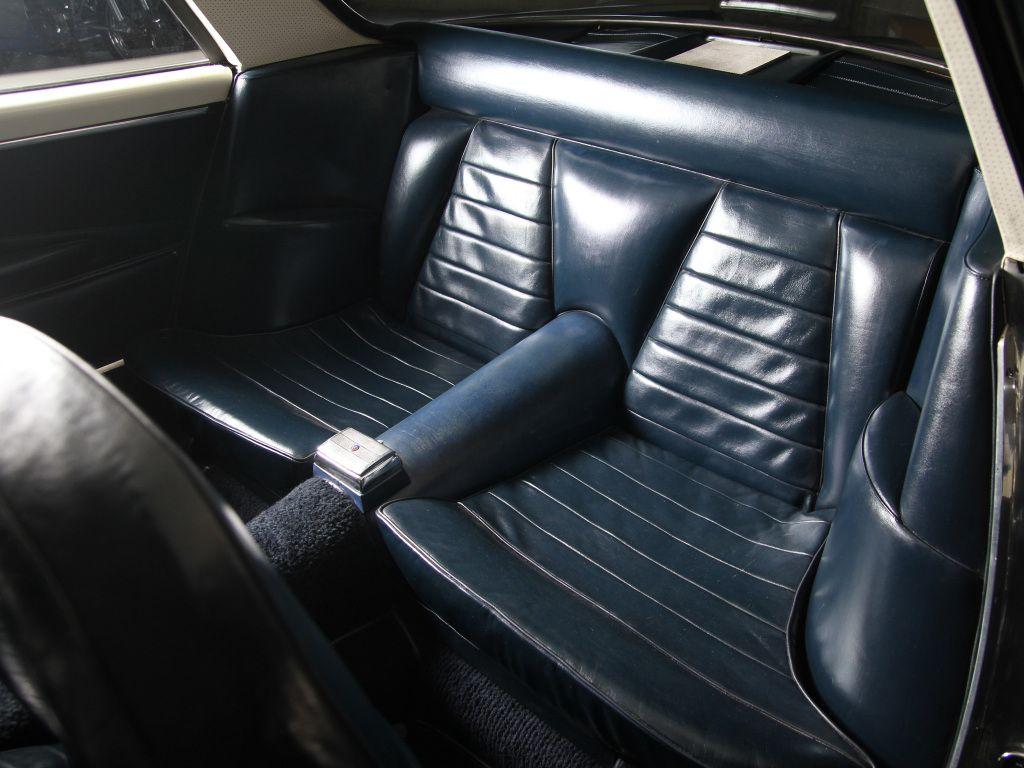 maserati 3500 gt 1958 1964 interior