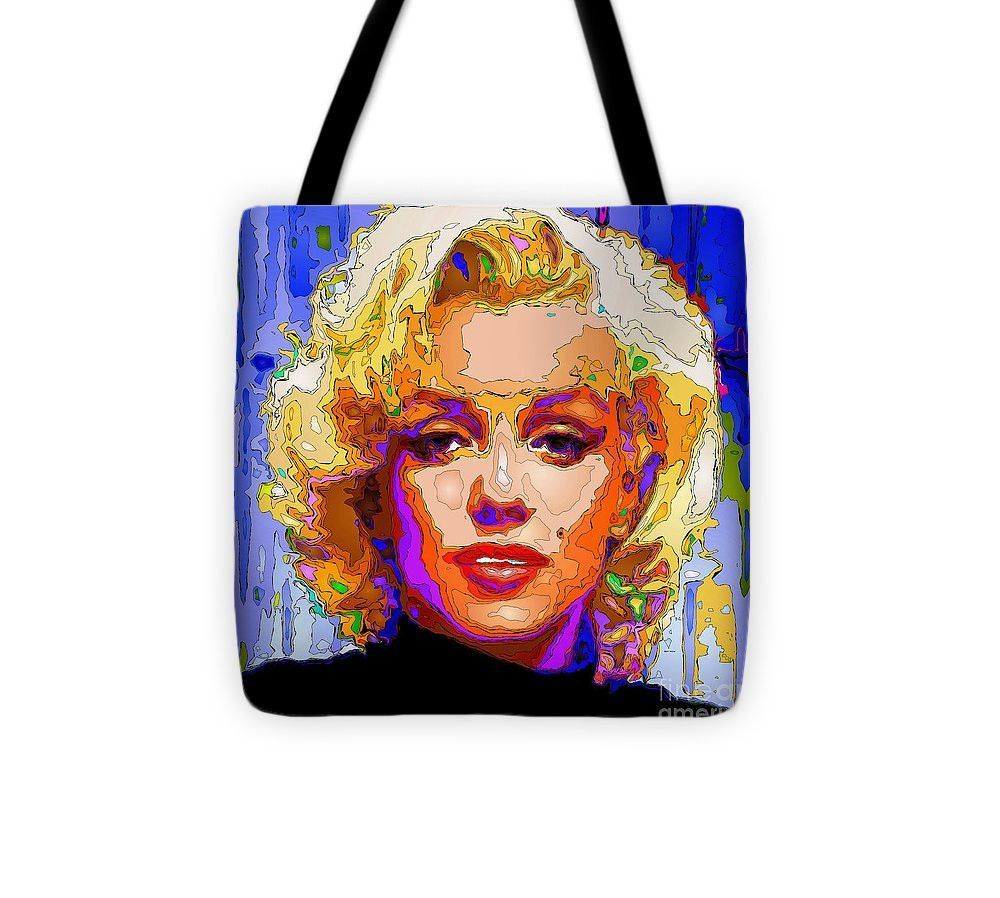 Tote Bag - Marilyn Monroe. Pop Art