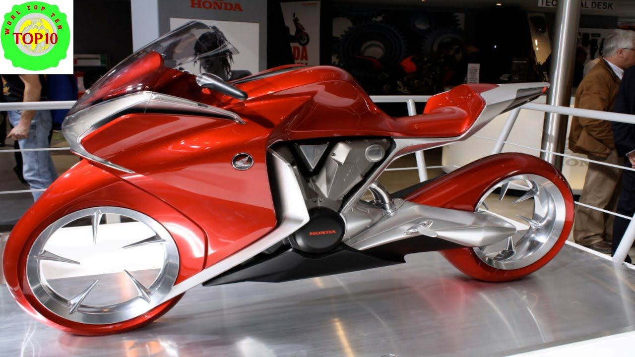Top 10 Motorcycles Of The Future Concept Motorcycles Futuristic