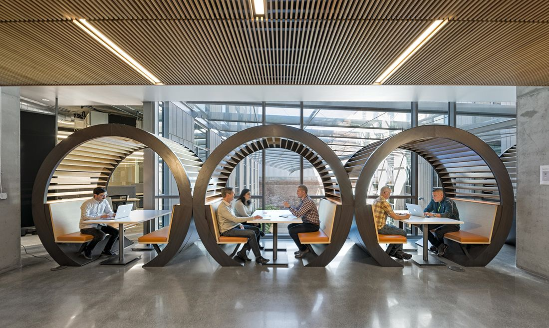 Splunk A Tech Company That Provides The Leading Platform For Operational Intelligence Recently Reached Corporate Interiors Office Design Architecture Design