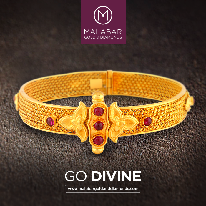 Feel the divine beauty with the Divine brand from Malabar Gold and ...