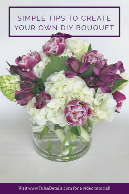 simple tips for a diy bouquet holiday decorating ideas group rh pinterest com