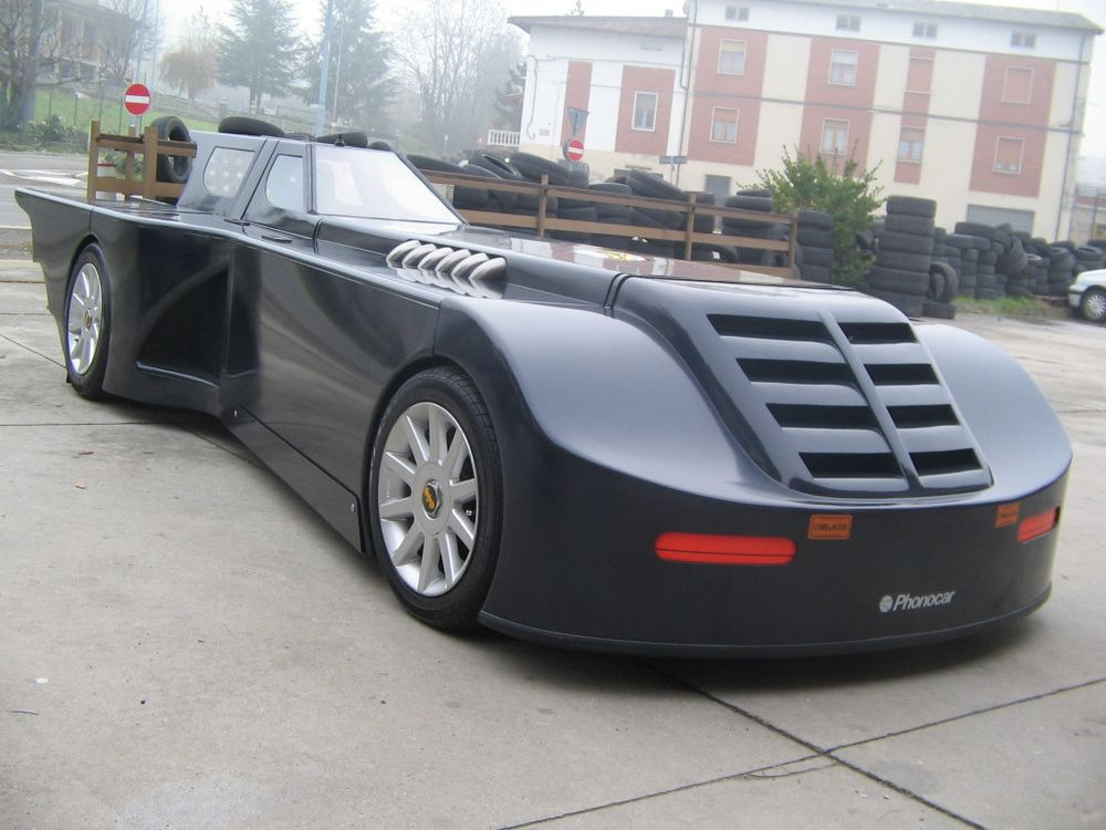 Real Life Batman The Animated Series Batmobile With Images