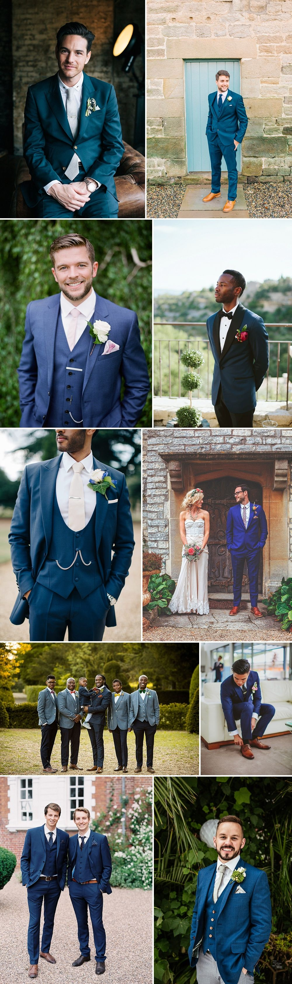 Trends For Grooms For Stylish Ideas For Groomswear Groom
