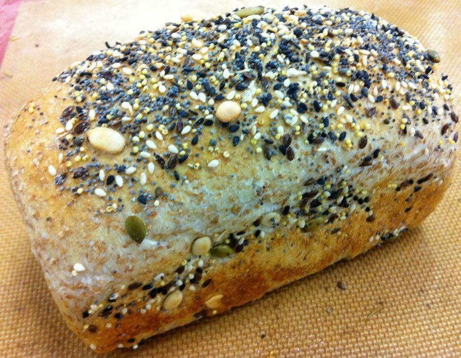 German Muesli Bread | Recipe | Muesli bread, Muesli ...