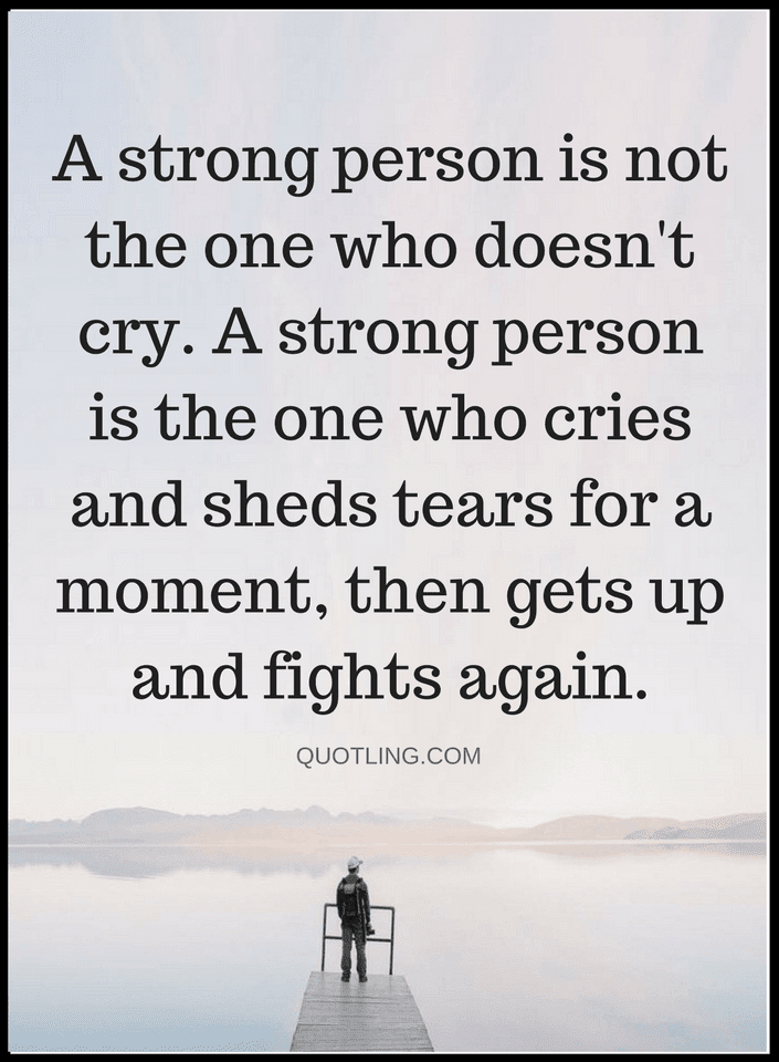 Quotes For Being Strong 5