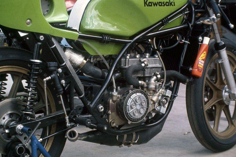 Prl Kr 250 Kawasaki Twin Gp Kawasaki Motorcycle Vehicles Twins