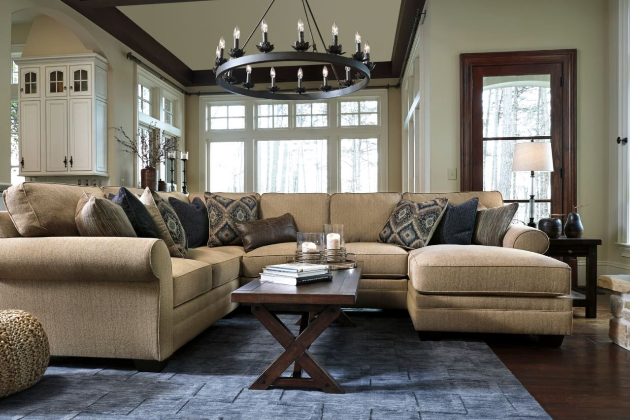 Of Living Rooms With Sectionals The Gorgeous Amandine Sectional Exclusive To Ashley Homestores