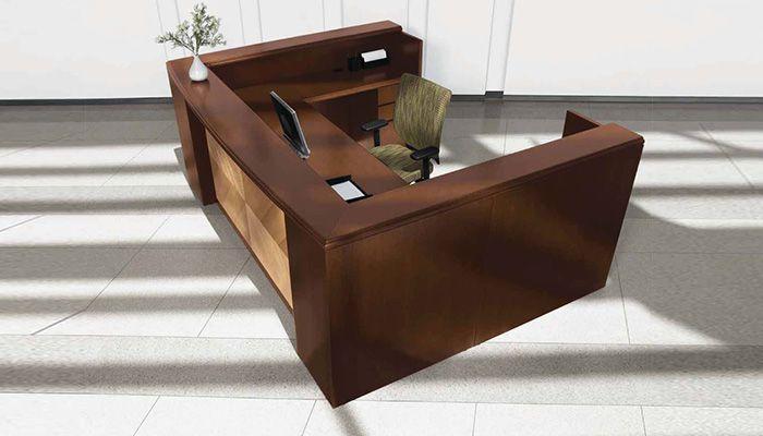reception desk office furniture pinterest reception desks and rh pinterest com