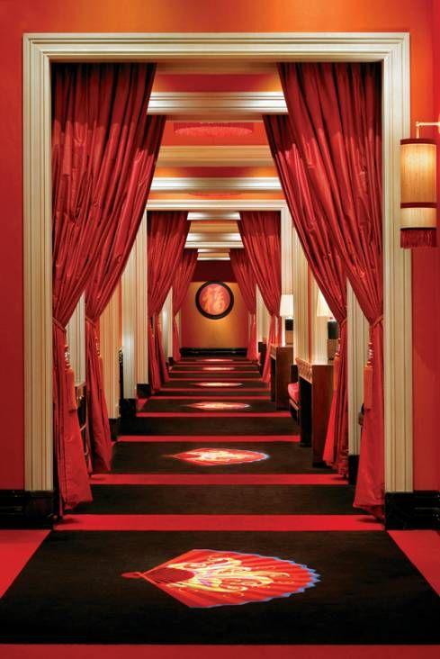 Wynn macau interior designed by hba hirsch bedner for Wynn hotel decor