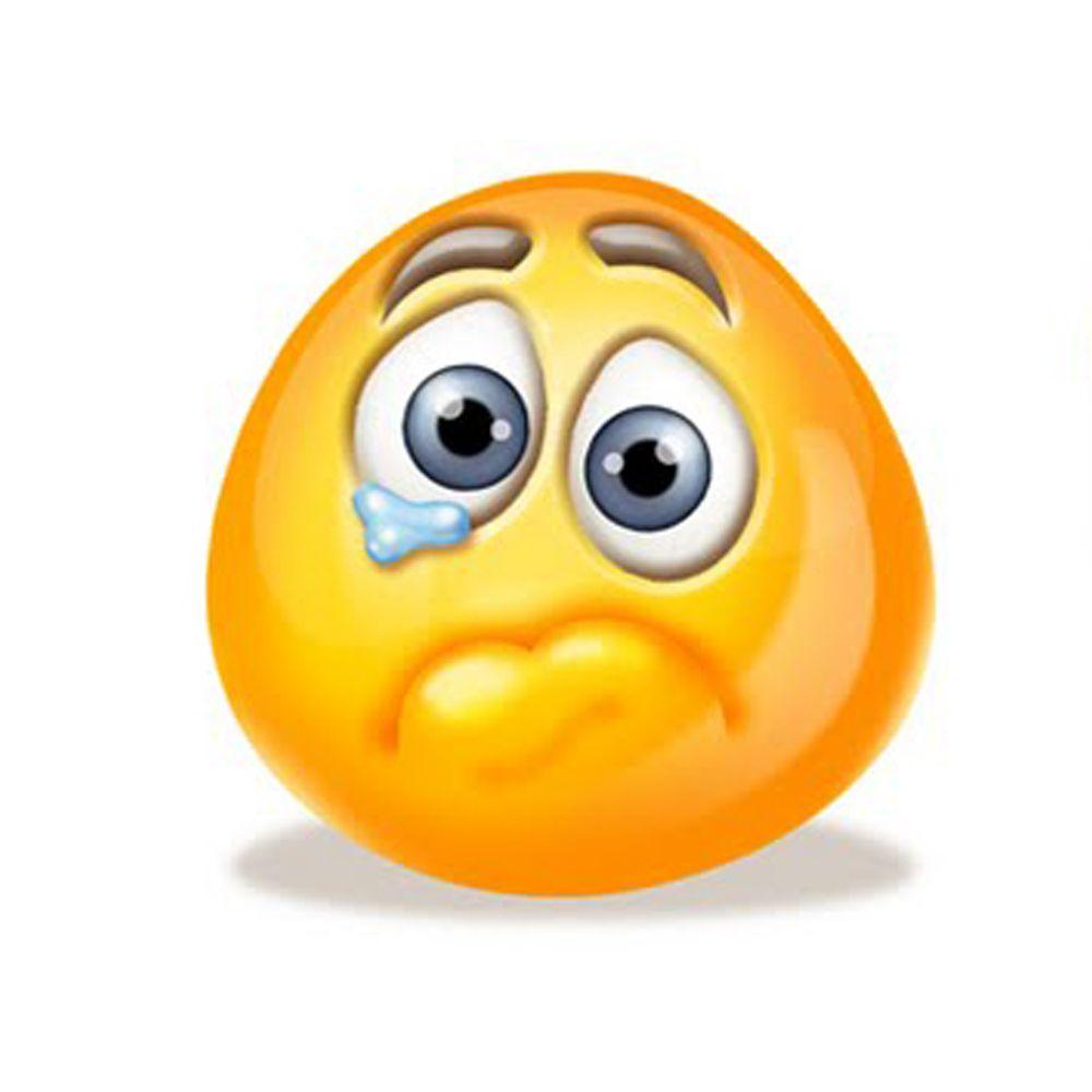 Afbeeldingsresultaat voor emoticon verdriet