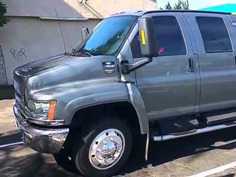 Ekstensive Chevy Kodiak Youtube