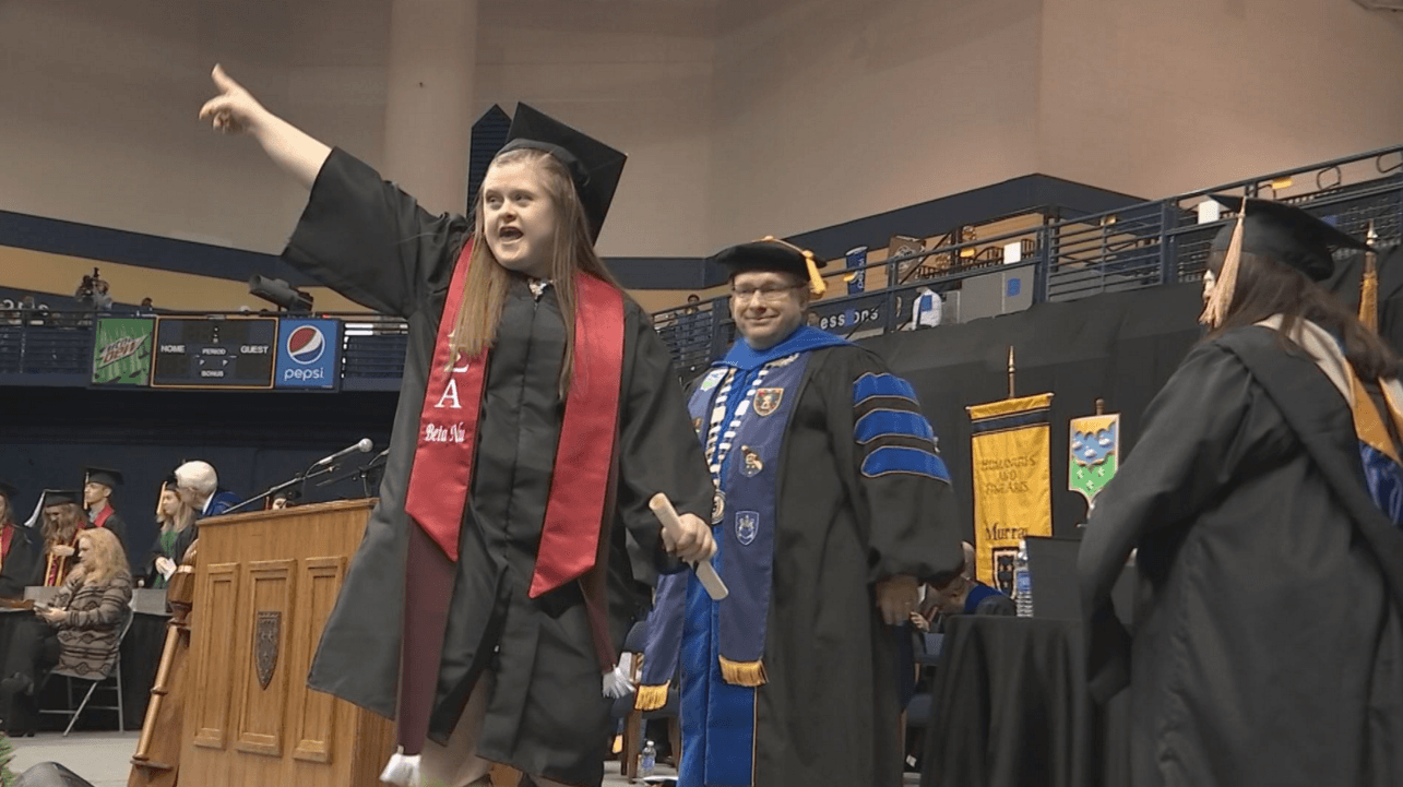 Alexis Cain becomes first woman to receive certificate in her program