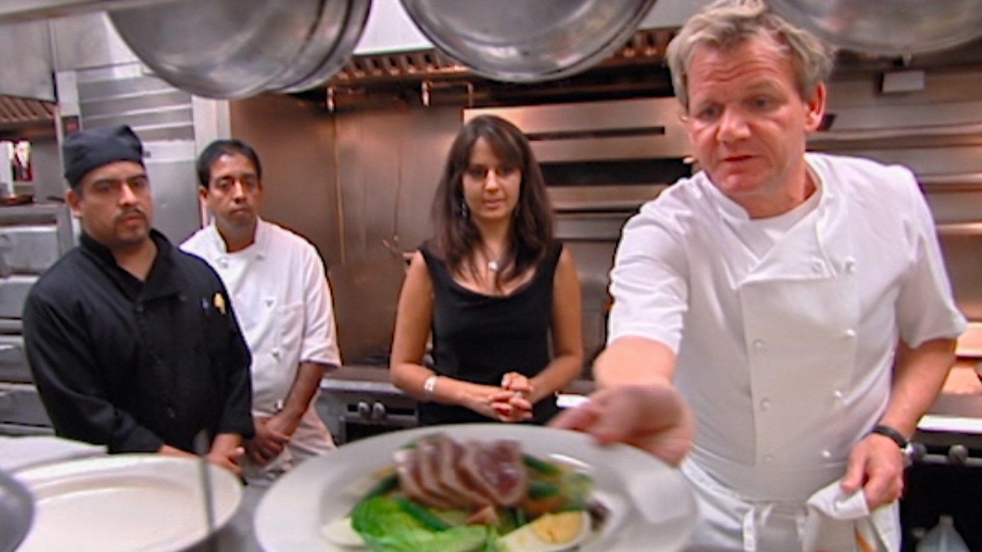 Kitchen Nightmares Lido Di Manhattan Kitchen Nightmares Chef Gordon Ramsay Chef Gordon