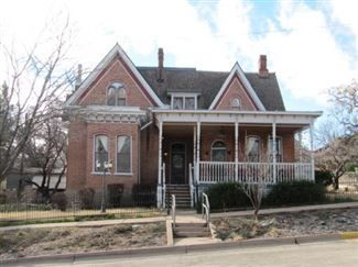 historic real estate listing for sale in silver city nm victorian rh pinterest com