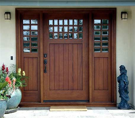 Front Door Styles & CraftsmanshipPencilJazz Architecture & Design ...