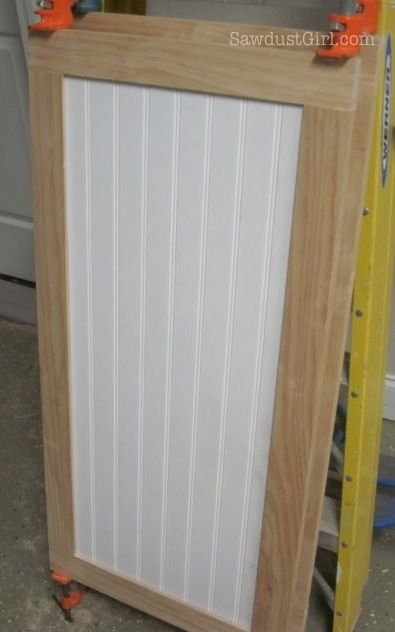 How To Build Cabinet Doors With Beadlock Mortise And