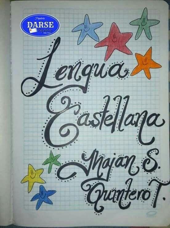 Pin De Silvia Marín En Portadas De Cuadernos Escolares