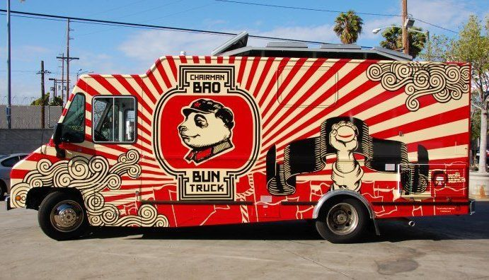 Food truck slideshow - a collection of 10 cool food trucks ...