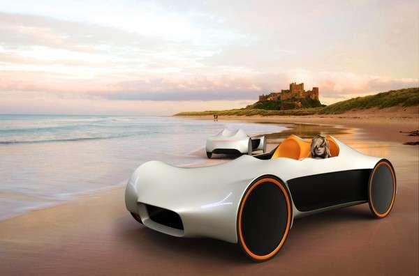 99 Fluid Automobile Designs