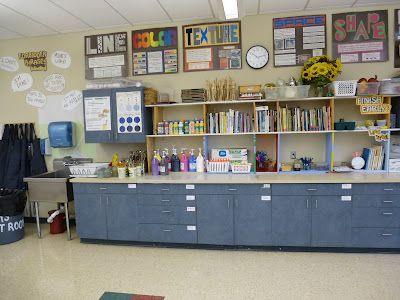 Classroom Decor Amazing Design