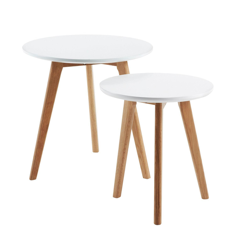 Beistelltisch Ockelbo 2er Set Kaufen Home24 In 2020 Beistelltische Beistelltisch Tisch