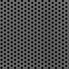 Round Perforated Aluminum 17315112 Mcnichols In 2020 Perforated Metal Perforated Aluminum