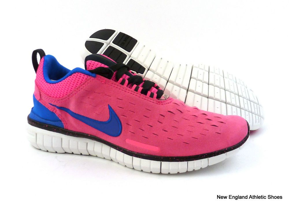 cheap for discount b5fc8 5c28c Nike women Free OG  14 running shoes sneakers - Hyper Pink   Hyper Cobalt