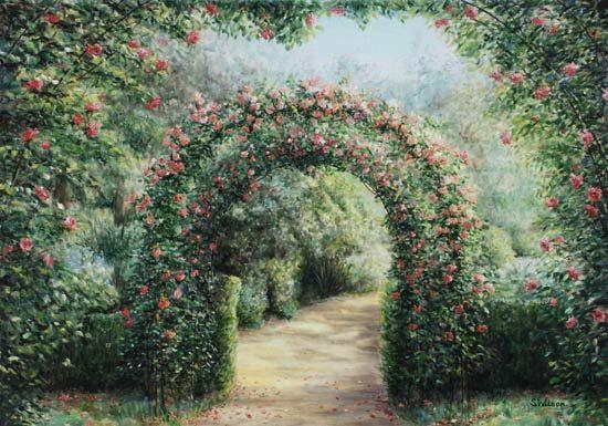 Giardino segreto cerca con google giardino segreto country roads garden e plants - Il giardino segreto banana ...