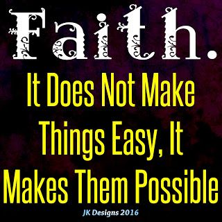 Mijn T-shirt-prints: Faith