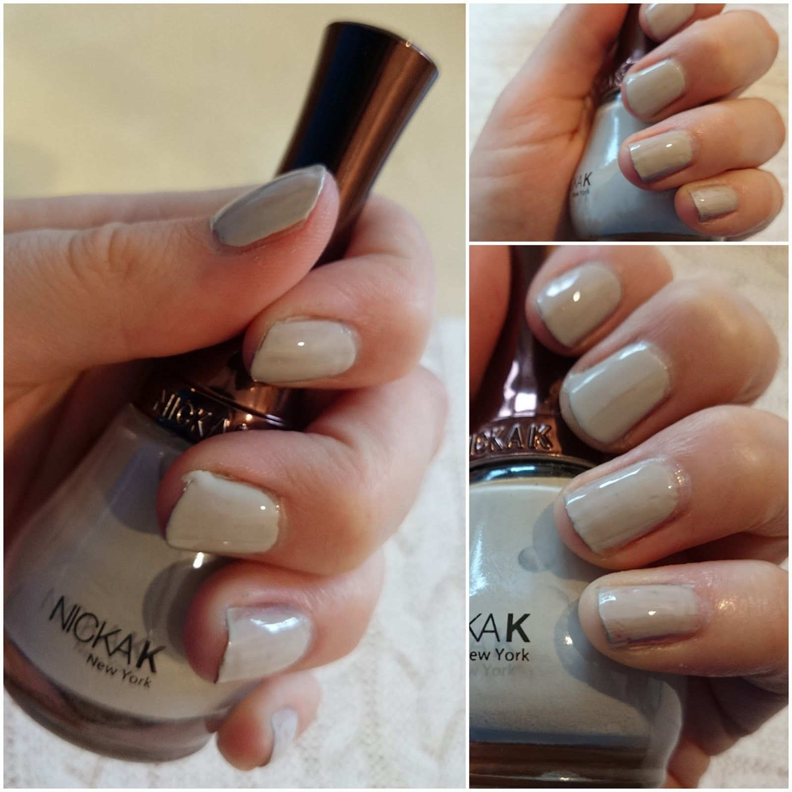Nicka K New York Nail Polish NY 126 Dove | Beauty Reviews ...