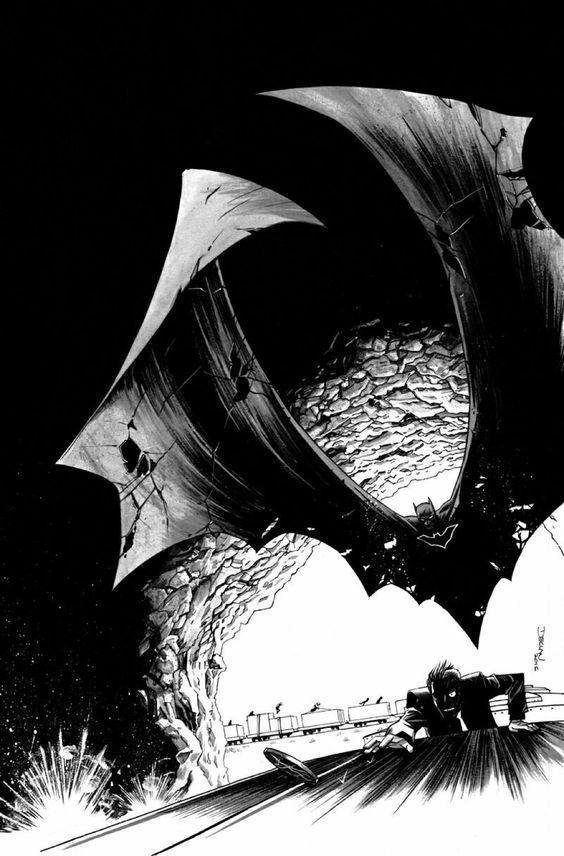 Batman Vs. Two-Face by Declan Shalvey