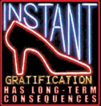 Gratificación instantánea