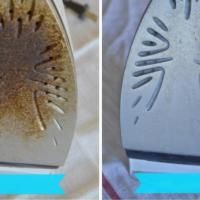 Le truc cologique pour nettoyer la semelle d 39 un fer repasser life hacks - Comment nettoyer la semelle d un fer a repasser ...