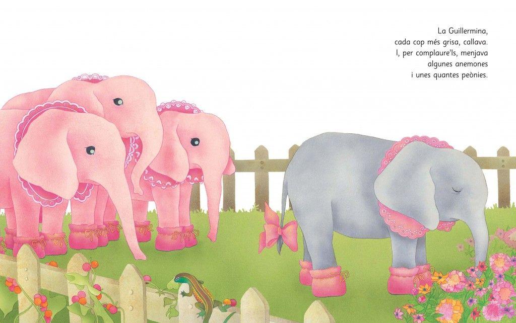 """""""Rosa Caramelo"""" Adela Turin y Nella Bosnia (il).Sobre una elefantita que quiebra las exigencias de la feminidad tradicional. Pertenece a una colección llamada """"A favor de las niñas"""". Permite desarrollar un pensamiento crítico para analizar estereotipos sexistas, así como una identificación positiva en el aprendizaje de los roles sexuales y de las relaciones entre los sexos. También ayuda a poner en cuestionamiento las diferencias en los espacios ocupados y utilizados por niños y niñas ."""