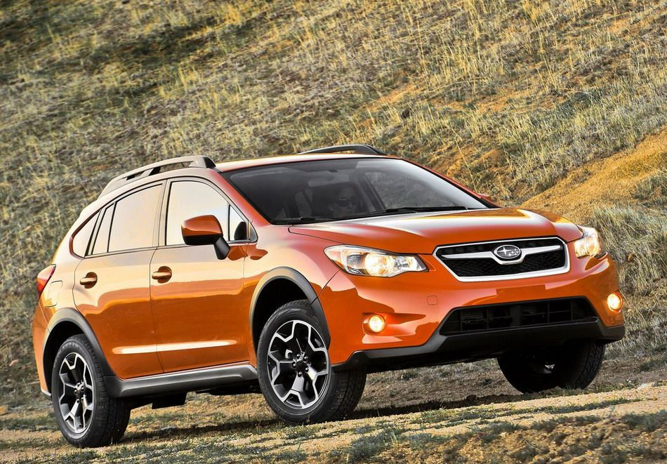 Orange Subaru Xv Crosstrek Suv New Car Style 1679 Subaru Subaru Crosstrek New Cars
