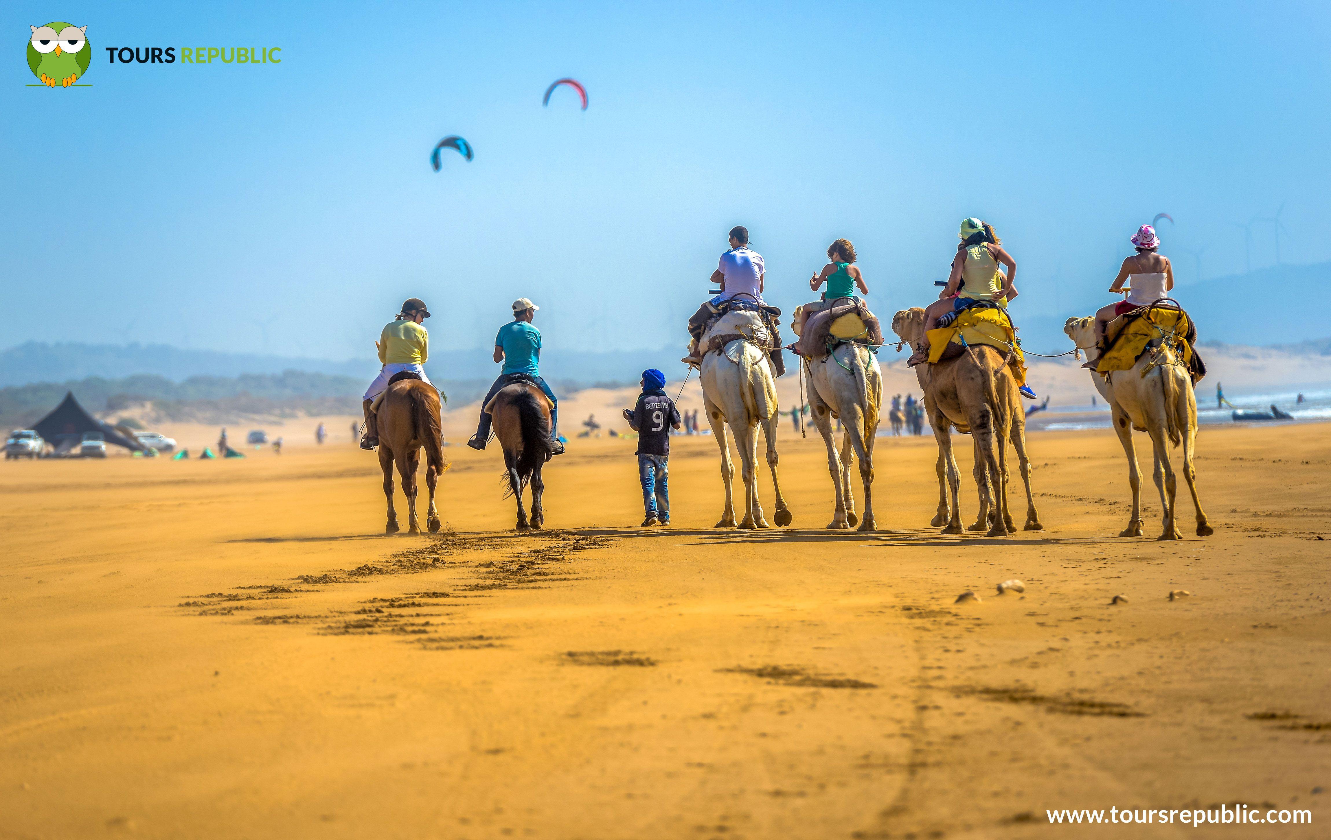 The bewildering tourist attractions in UAE figure