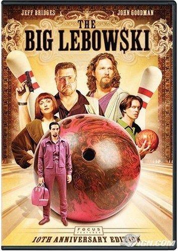 The Big Lebowski Google Images El Gran Lebowski Afiche De Cine Carteles De Cine