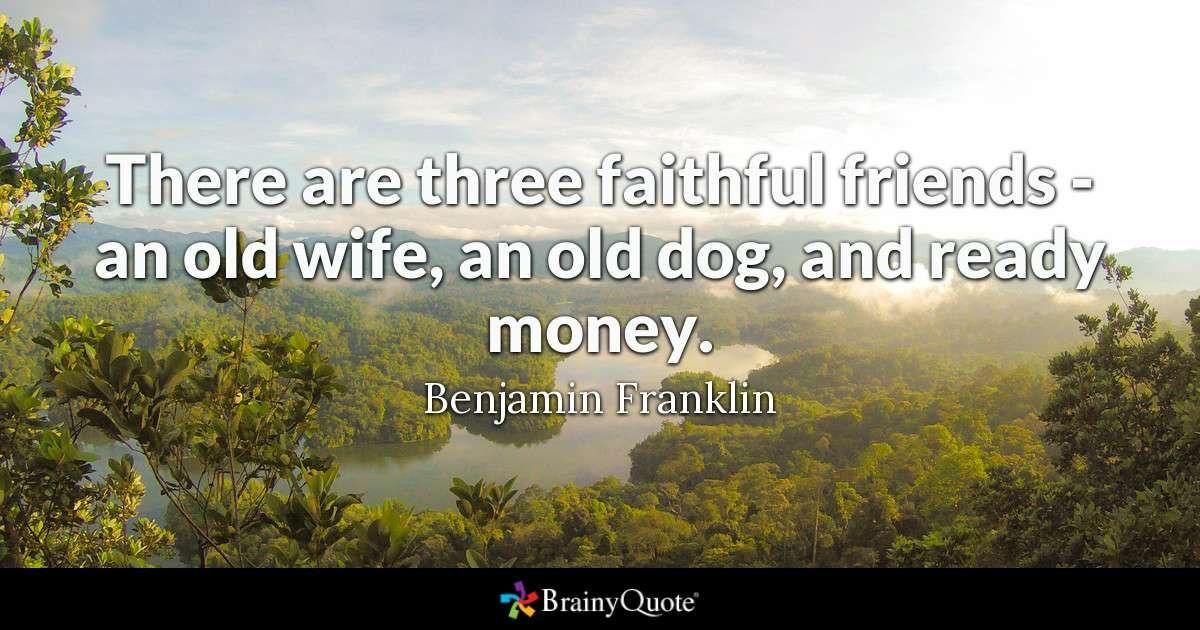 Benjamin Franklin Quotes - BrainyQuote